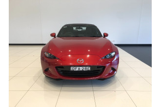 2015 Mazda Mx-5 ND Convertible Image 3