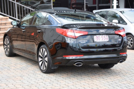 2012 Kia Optima TF Platinum Sedan Image 3