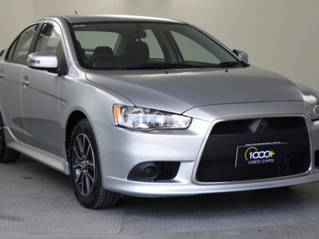 2013 Mitsubishi Lancer CJ MY13 ES Sedan