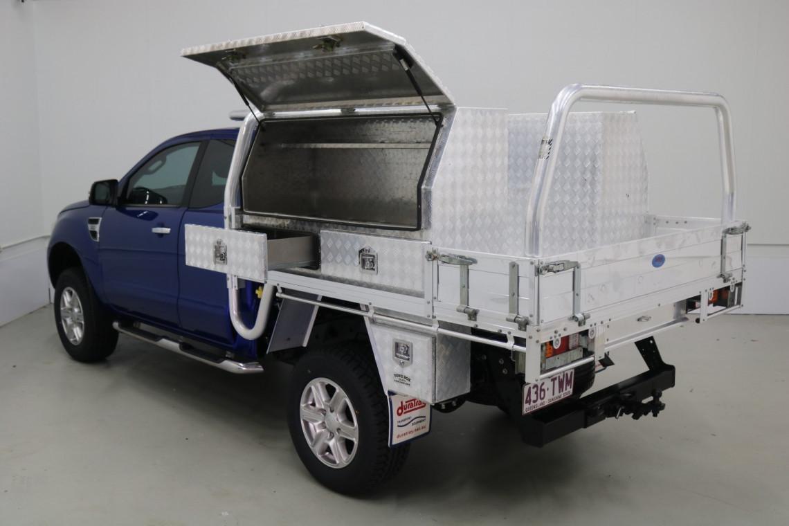 2014 Ford Ranger PX XLT Utility Image 11