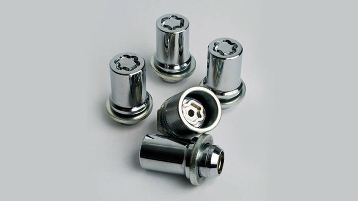 Alloy Wheel Lock Nuts