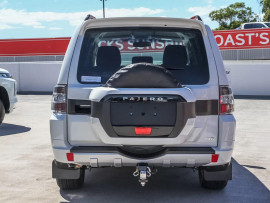 2018 Mitsubishi Pajero NX GLX 7 Seat Diesel Wagon