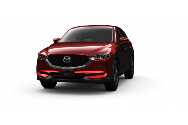 2021 Mazda CX-5 KF Series Maxx Sport Suv Image 3