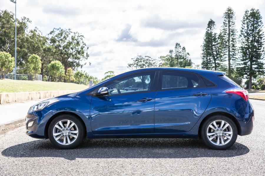 2014 Hyundai I30  GD2 TROPHY Hatch Image 8