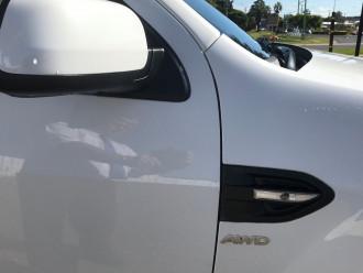 2016 Ford Territory SZ MkII Turbo TX 4x4 wagon