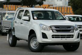 Isuzu UTE D-MAX 4x2 SX Crew Cab Chassis High-Ride