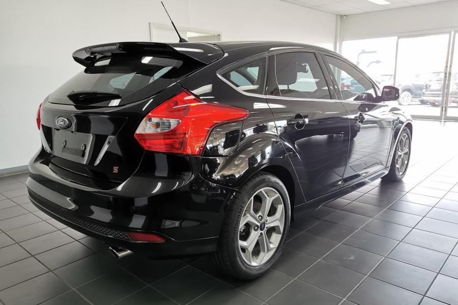 2012 Ford Focus LW Sport Hatchback
