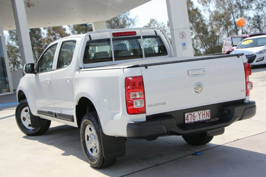 2014 MY15 Holden Colorado RG MY15 LS Crew Cab 4x2 Utility