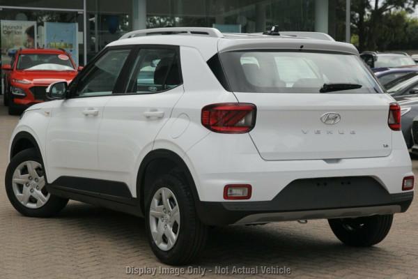 2020 Hyundai Venue QX MY20 Go Wagon Image 3