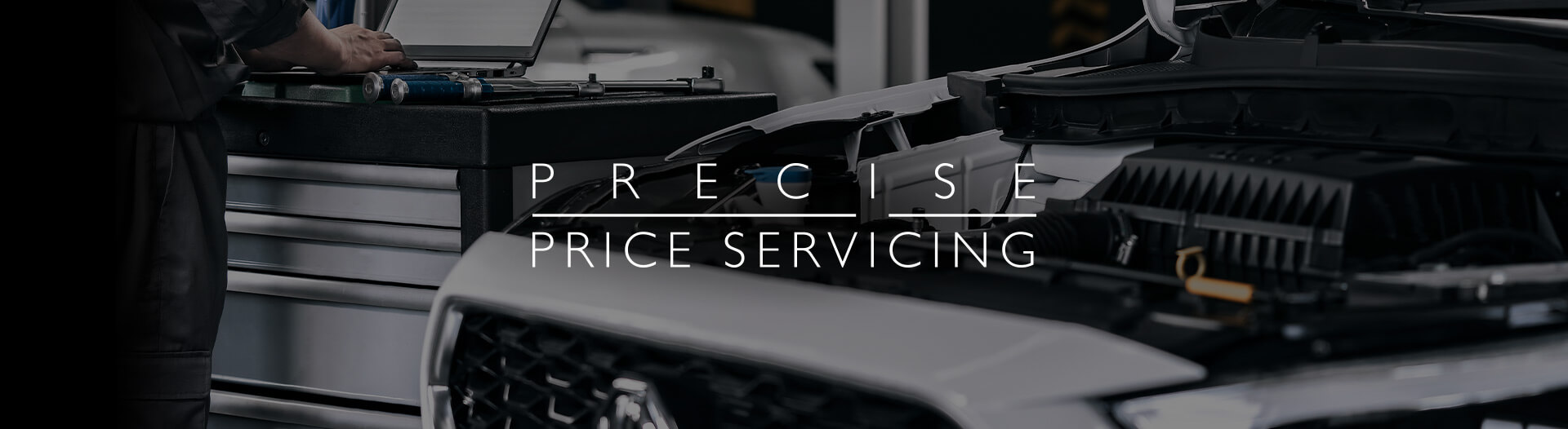 MG Motor Australia Precise Price Servicing. Find out more.