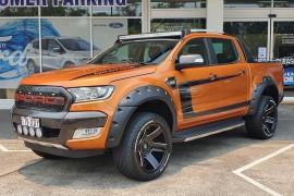 Ford Pxii Ranger Wildtrak Crew