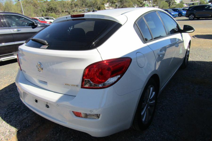 2016 Holden Cruze JH SERIES II MY16 EQUIPE Hatchback