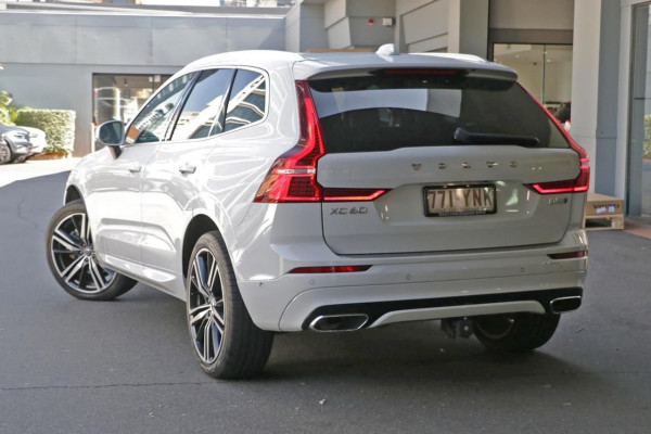 2018 Volvo XC60 (No Series) MY18 D5 R-Design Suv Image 2