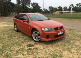 Holden Commodore SV6 VE MY09