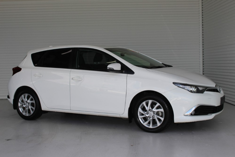 2018 Toyota Corolla ZRE182R ASCENT SPORT Hatch