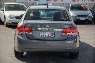 2010 Holden Cruze JG CD Sedan Image 4