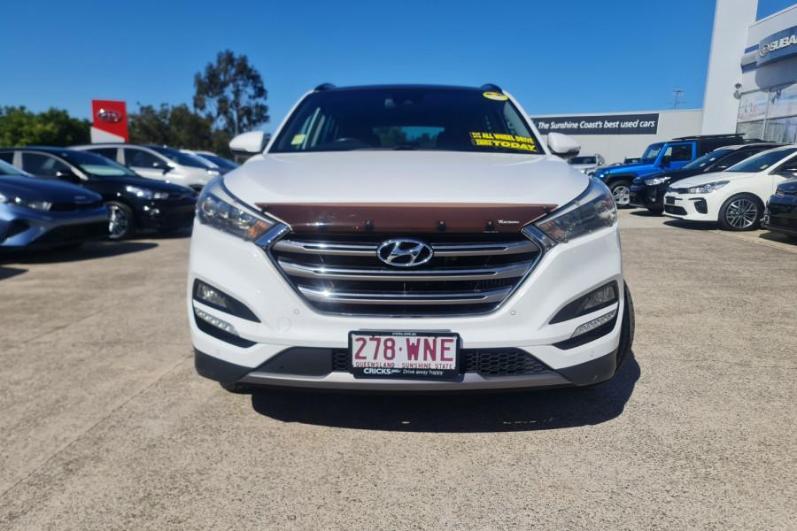 2015 Hyundai Tucson Highlander Image 2