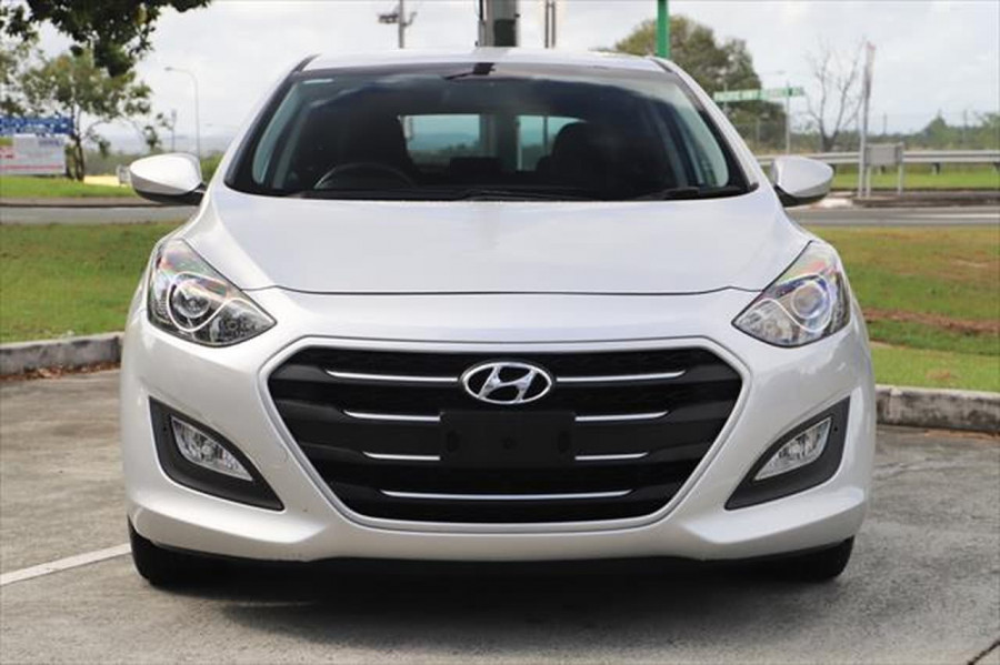 2015 Hyundai I30 GD3 Series II MY16 Active Hatchback Image 7