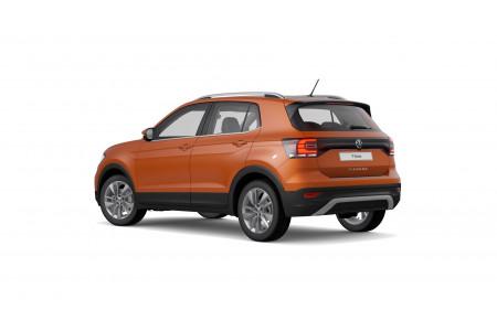 2020 MY21 Volkswagen T-Cross C1 85TSI Style Suv Image 3