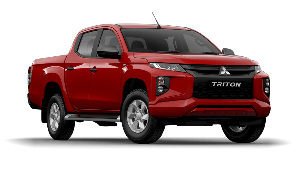 2020 Mitsubishi Triton MR GLX Plus Double Cab Pick Up 4WD Dual cab