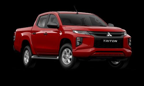 2020 Mitsubishi Triton MR GLX Plus Double Cab Pick Up 4WD Dual cab