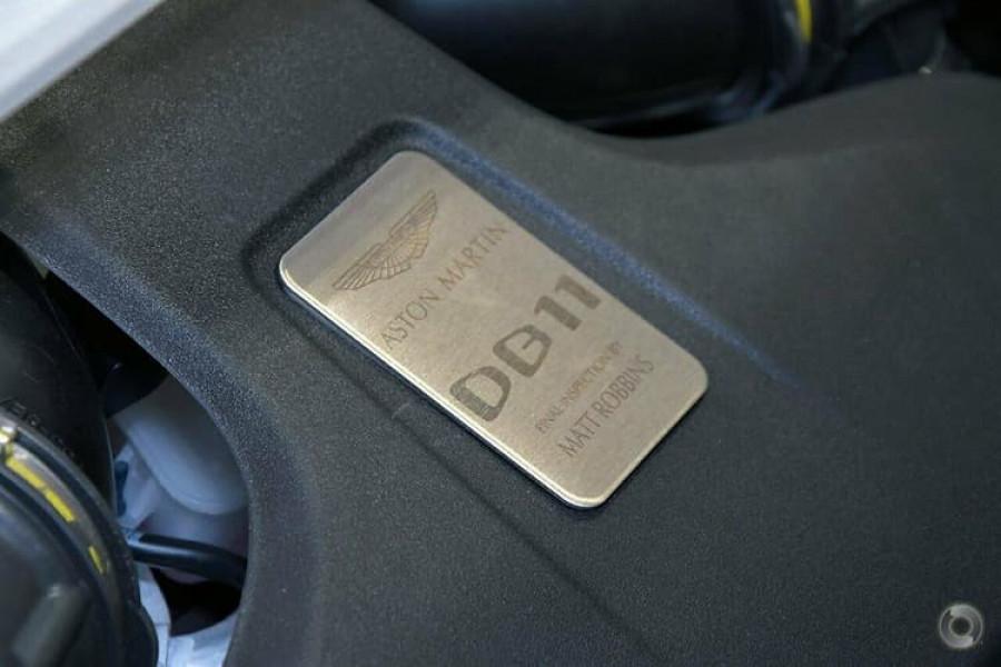 2018 Aston martin Db11 V8 Coupe Image 25