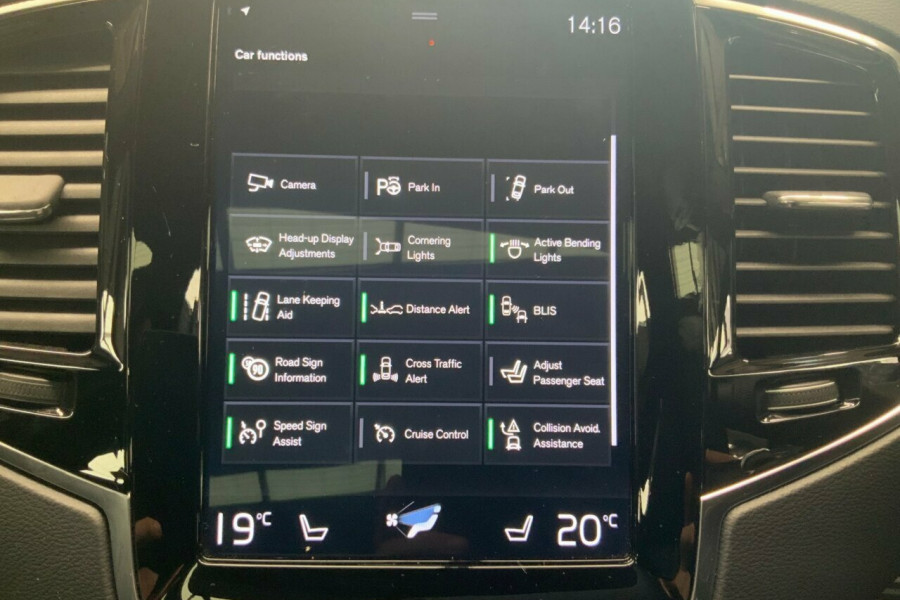 2018 MY19 Volvo XC90 256 MY19 D5 R-Design (AWD) Suv Image 14