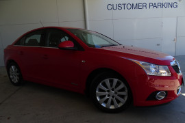 Holden Cruze Jhc My12 CDX JH Series II