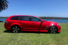 2015 Holden Commodore VF MY15 SV6 Wagon Image 3