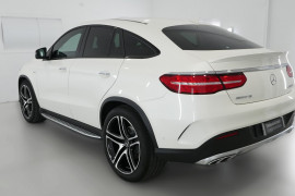 2019 Mercedes-Benz M Class M-AMG GLE43 4M Coupe Image 4