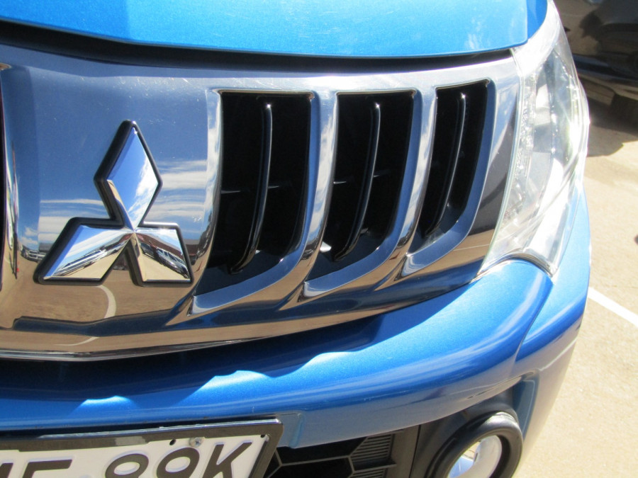 2018 Mitsubishi Triton MQ GLS Double Cab Pick Up 4WD Dual cab Image 10