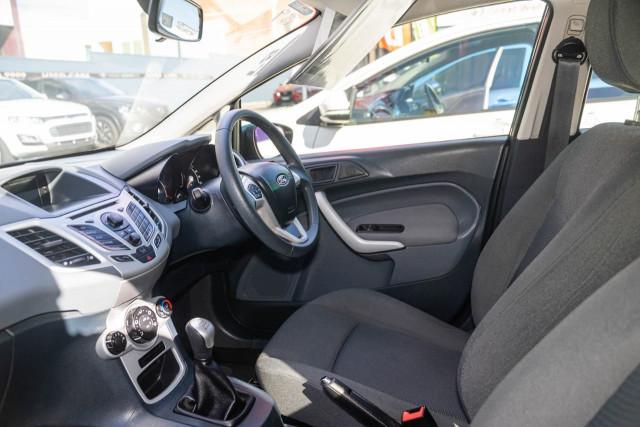 2012 Ford Fiesta WT CL Hatchback Image 12
