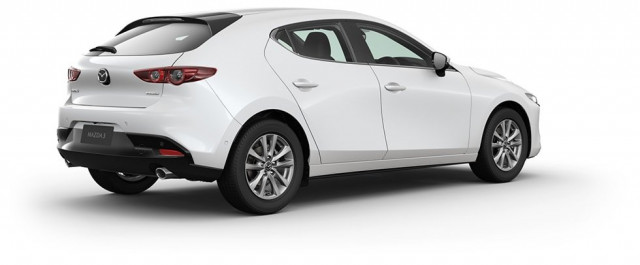 2020 MY21 Mazda 3 BP G20 Pure Other Mobile Image 12