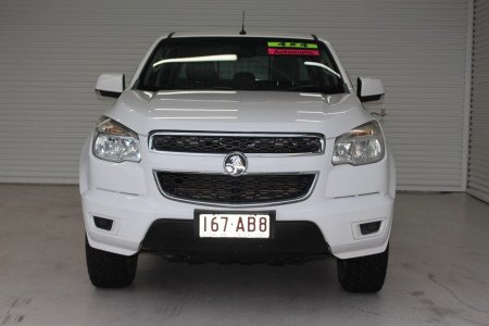 2016 Holden Colorado RG MY16 LS Utility Image 3