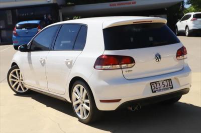 2011 Volkswagen Golf VI MY11 GTD Hatchback Image 2