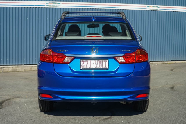 2015 Honda City GM MY14 VTi-L Sedan Image 3