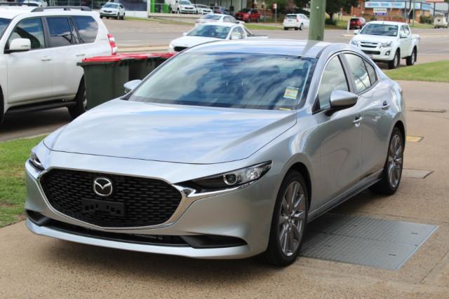 2019 Mazda 3 BP G20 Evolve Sedan Sedan Image 3