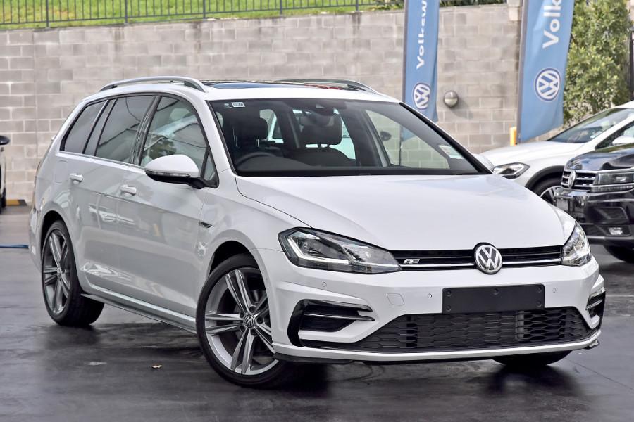 2018 MY19 Volkswagen Golf Wagon 7.5 110TSI Highline Wagon