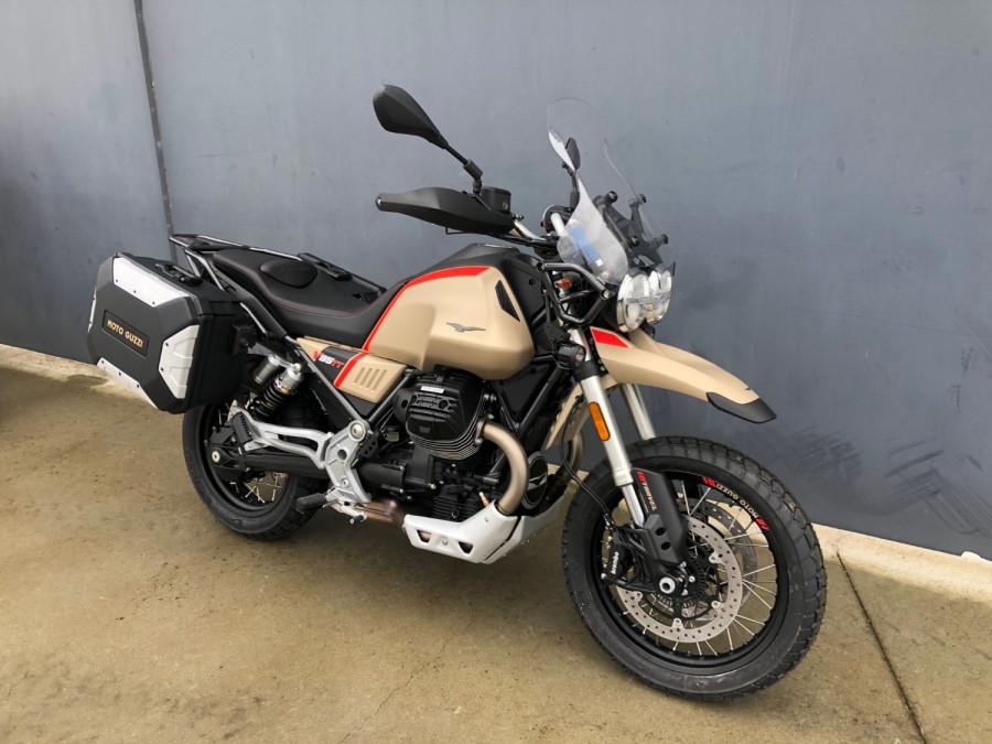 2020 Moto Guzzi V85TT Travel Motorcycle Image 2