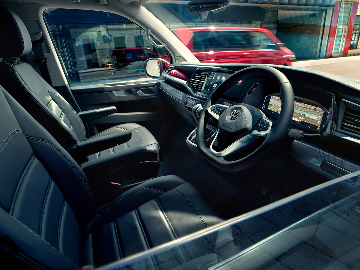 The creature comforts Drivability Image