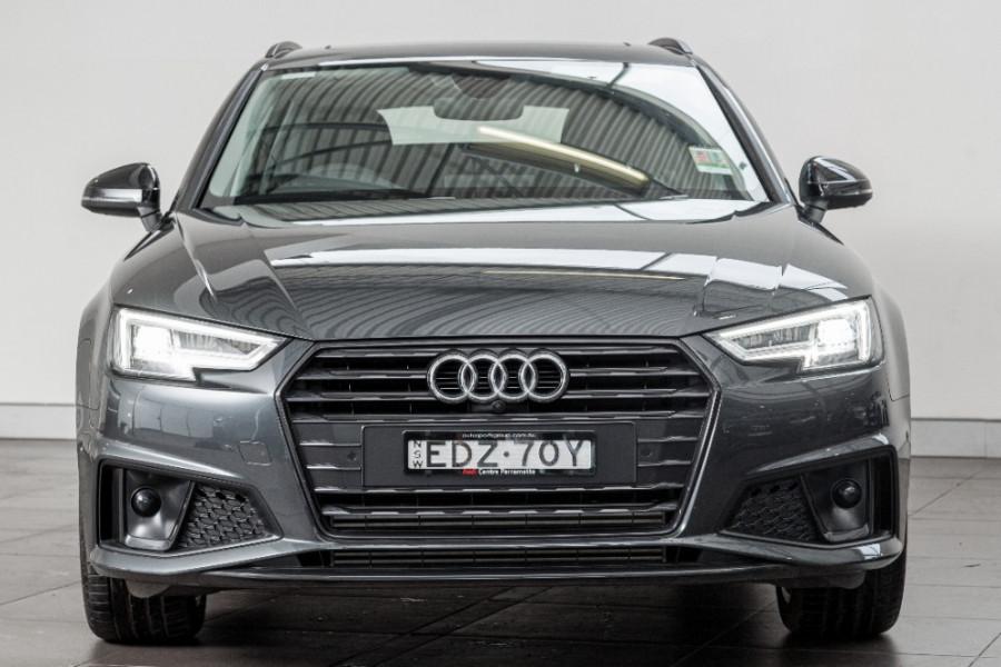 2019 Audi A4 A