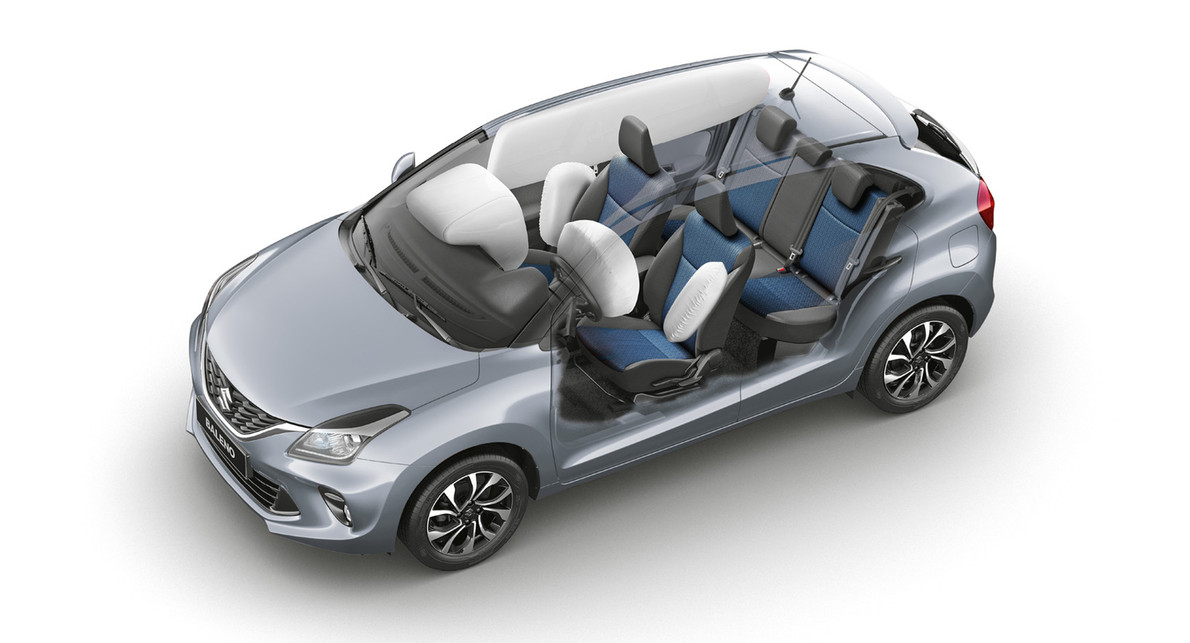 Baleno Added safety for your everyday