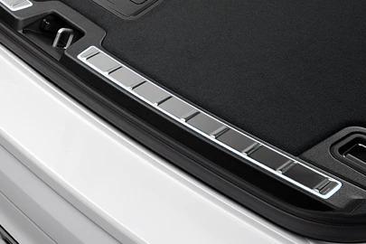 Scuff plate tailgate, illuminated Image