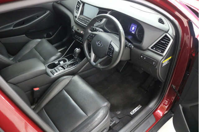 2016 MY17 Hyundai Tucson TLE MY17 ELITE Suv Image 4