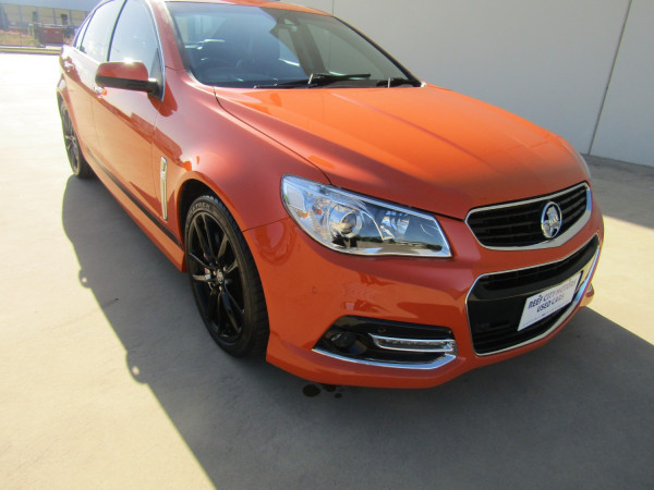 2013 MY14 Holden Commodore VF MY14 SS V Sedan Image 3