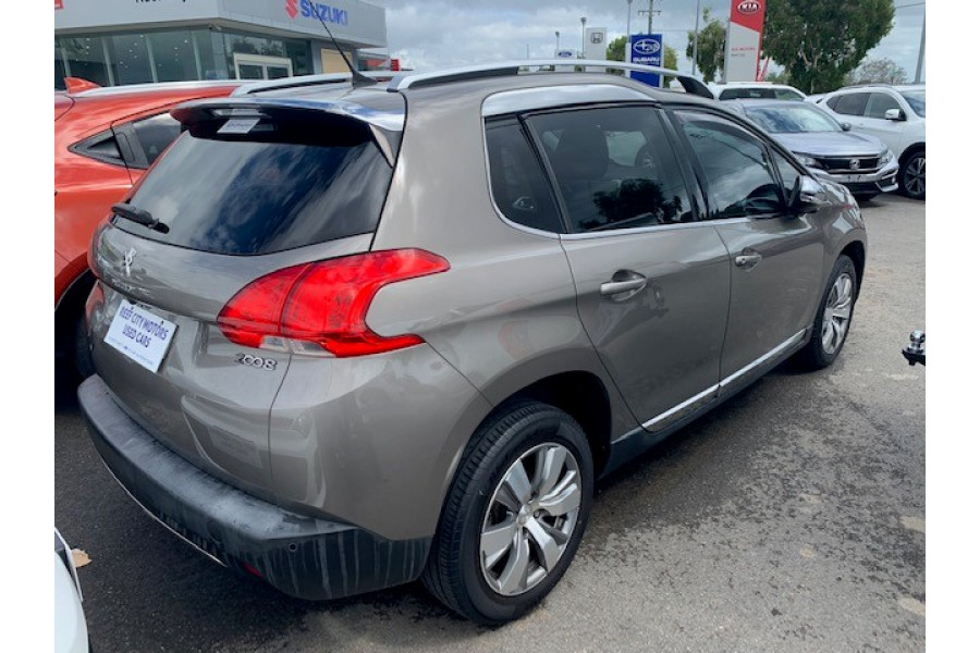 2014 Peugeot 2008 A94 ALLURE Suv