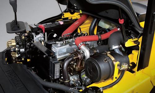 35/40/45/50 D-9S Large Engine Hood