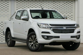 Holden Colorado LTZ Pickup Crew Cab RG MY18