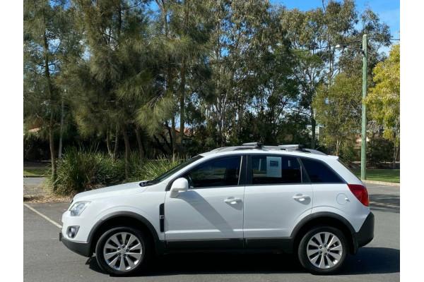 2014 Holden Captiva CG MY14 5 LT (FWD) Suv Image 4