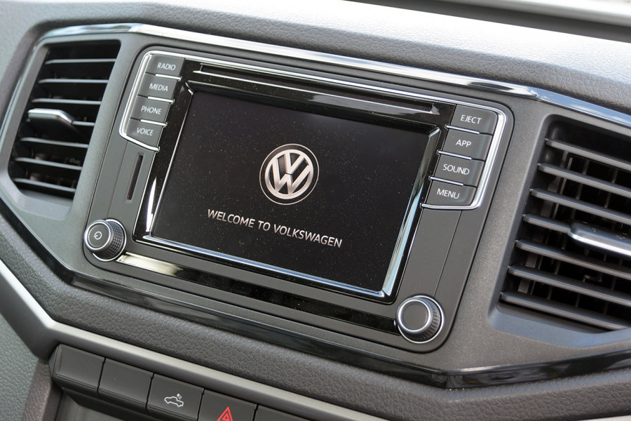 2019 MYV6 Volkswagen Amarok 2H V6 Core Utility Image 14